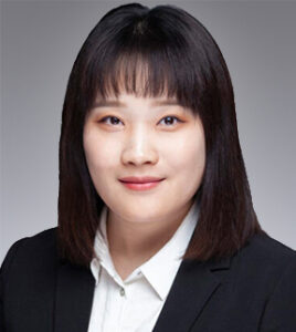 Cindy Wang - Legal Assistant