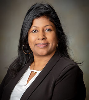 Selvi Pavalendram - Legal Assistant