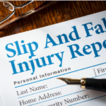 WHAT YOU SHOULD KNOW ABOUT SLIP & FALL CLAIMS